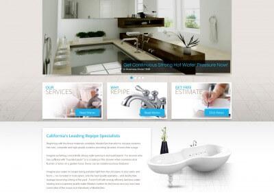 Repiping Company Website
