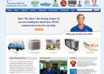 AC company Website