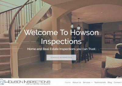 Home Inspector Website